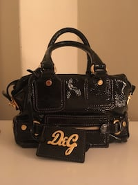 Patent Leather D&G Dolce and Gabanna Bag New Rochelle, 10801