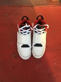 Jordan son of mars fire red Baltimore, 21212
