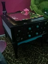 Table with drawer Modesto, 95351