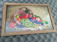 Handmade beads embroidery picture Surrey, V4N 0A9