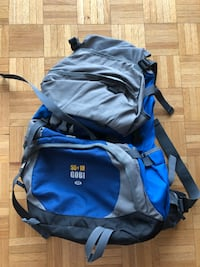 Quality Hiking Backpack *Used once*