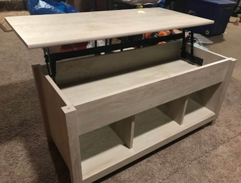 Coffee Table with Lift Top Price Slash 0