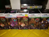 Xmas Whirl-A-Motion Projectors Gaithersburg