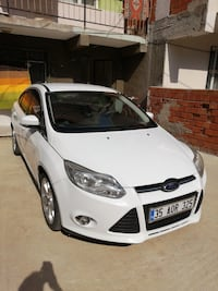 2012 Ford Focus 1.6 TDCI 95PS TREND