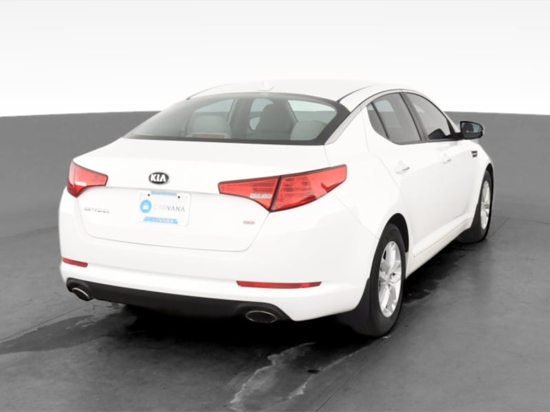 2013 Kia Optima sedan LX Sedan 4D White  4d1be9e5-147b-42e7-9c11-8c1b28a2996d