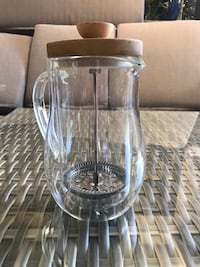 Double Wall Glass French Press Moorpark, 93021