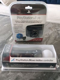PlayStation®Eye Ve Move Motion Controller