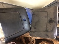 Chevelle seat back panels. Clear Brook, 22624