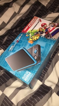 New 2DS XL (*WITH CASE + 4 Games) Mississauga, L5L 1K3