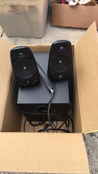 Speakers Logitech Springfield, 22150