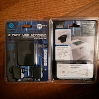 New 2 port USB charger mount West Springfield, 22152