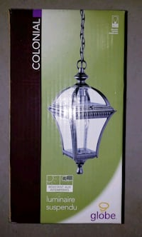 Hanging colonial light - NEW in Box Whitchurch-Stouffville, L4A 0K2