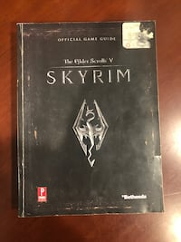 Skyrim Strategy Book