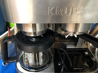 Brand new Krups Combi coffee and expresso Maker  Rockville, 20851