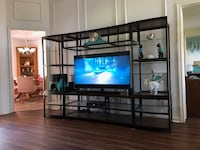Glass Entertainment Center Wylie, 75098
