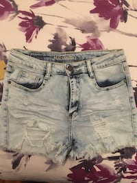 Women's Distressed Shorts  Mississauga