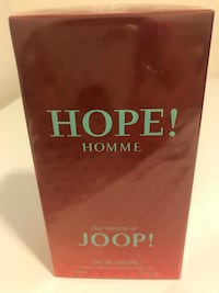 Hope Homme Our Version of Joop 3.4 Oz 100 Ml Toilette EDT Spray Dallas, 75243