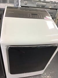New Samsung gas dryer 10% off  Las Vegas, 89104