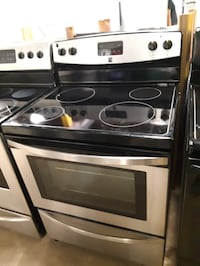 KENMORE stainless steel electric stove  Baltimore, 21223