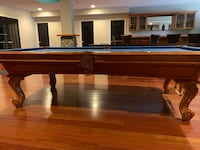 Connelly 9' Pool Table  Haymarket, 20169