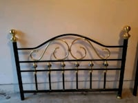 Queen metal bed frame Alexandria, 22306