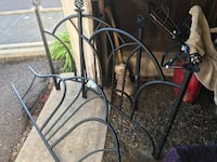 HEADBOARD, NICE CONDITION, HARDWARE INCLUDED, 79 INCHES LONG, $20 Quakertown, 18951