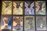 6 Signed Baseball Cards 1 signed Hockey Card & Two Rares Cambridge, N1R 7B6