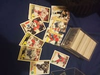 A bunch of hockey cards Victoria, V8P 4G2