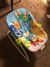baby's blue and green bouncer Concord, 94521