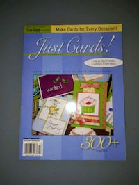 Just Cards magazine Barrie, L4M 6M4