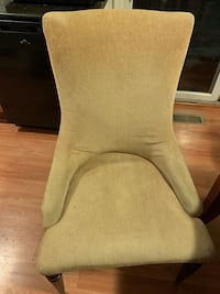 5 Fabric Dinning Chairs Germantown