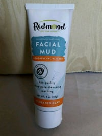 Redmond Facual Mud. Natural Brampton, L6S 5Z3