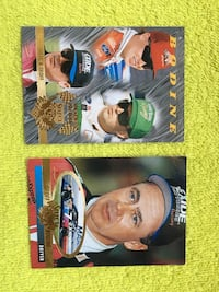 Bodine family (2) race cards Fort Myers, 33907