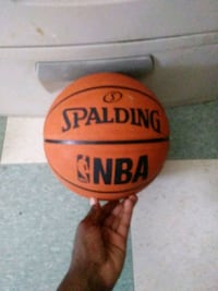 brown Spalding basketball Medford, 11763