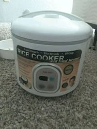 Aroma rice cooker and food steamer Kent, 98032