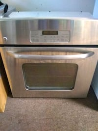 stainless steel and black microwave oven Beltsville, 20705