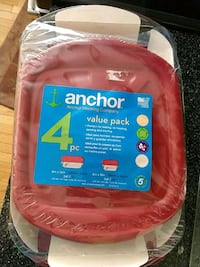Anchor Value Pack Dishes Manassas, 20111