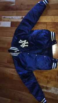 Retro Authentic Yankees Bomber