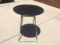 Small metal side table Long Beach, 90807