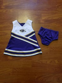 Baltimore Ravens 12-month outfit Wrightsville, 17368