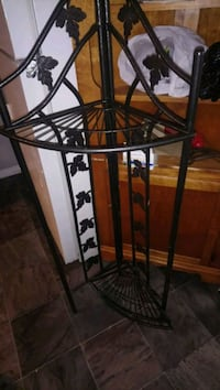 Corner rack first come first serve Calgary, T3K 1M9