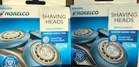 Brand new norelco shaver heads 7000 series  Bakersfield, 93304