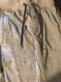 Under Armour Sweatpants (Gray and Black)