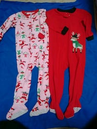 24 month flecce footie pajama Falls Church, 22041