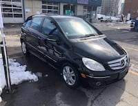 Mercedes - B - 2008 TURBO see description before contacting me Toronto, M2N 6W1
