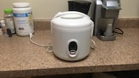 white and gray rice cooker Falls Church, 22041