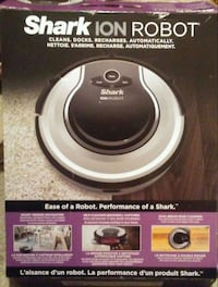 Shark Ion Robot Vacuum **BRAND NEW IN BOX!** Lethbridge, T1H 2X5