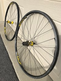 "Mavic Crossride 26"" wheels Laurel, 20707"