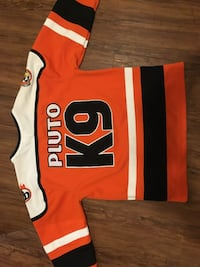 Authentic Disney jersey worn once Langley, V1M