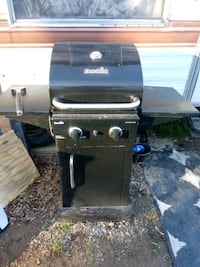 $65 or obo char broil grill   Concord, 28027